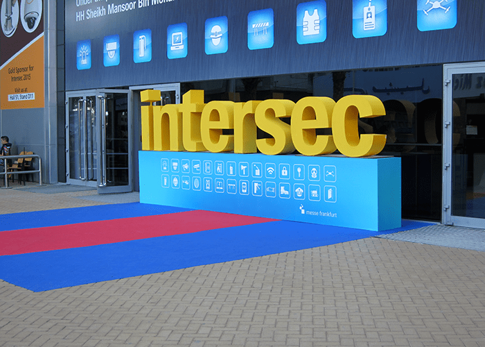 Intersec 2018 in Dubai